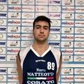 Il cestista azzurro Simone Ungolo nel roster della NMC Under 15