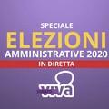 Speciale Amministrative 2020, lo spoglio in tempo reale