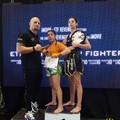 Katia Vangi e Vittoria Fusaro dominano ai Campionati di Kickboxing