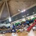 """Trofeo  """"Coppa Matteotti """", giovani cestisti invadono il PalaLosito"""