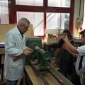 Gli studenti della scuola Tattoli De Gasperi in visita al Liceo Artistico