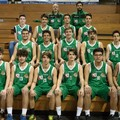 L'under 18 dell'As Basket Corato alla fase Gold