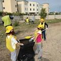 Puliamo il Mondo: i cappellini gialli ripuliscono Alta Murgia e via Francigena