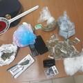 Scoperto bazar della droga nel centro storico, arrestato 20enne