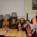 Lunedì 7 gennaio inizia il presidio dei gilet arancioni