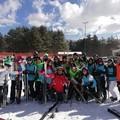 Gli studenti del Oriani Tandoi ai campionati studenteschi di sci alpino