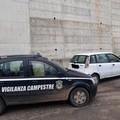 Auto sospetta segnalata ai vigilanti: era stata rubata a Corato