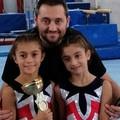 Ginnastica Artistica, podio per due giovani atlete coratine a Brindisi