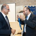 Passaggio del martelletto, Michele Rainone nuovo presidente del Rotary Club Corato