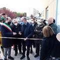 L'assessore Lopalco taglia il nastro dell'Hub vaccinale di Corato