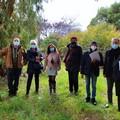 """Al  """"Tattoli-De Gasperi """" prende forma l'Aula Natura del WWF grazie a Fondazione Cannillo"""