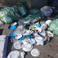 Discarica in pieno centro abitato al Belvedere, la rabbia dei residenti