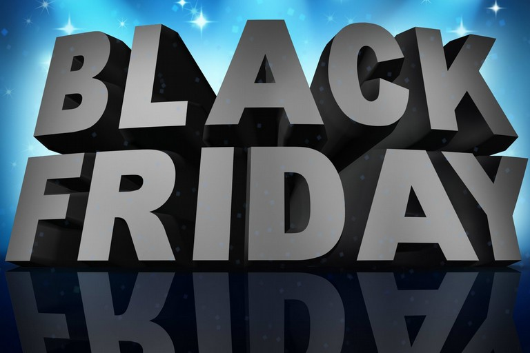 Arriva il Black Friday