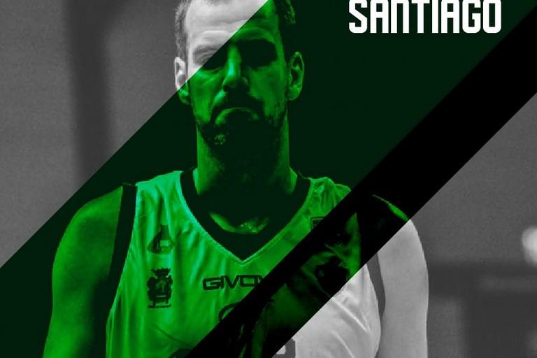 Gran colpo dell'As Basket, arriva Santiago Boffelli