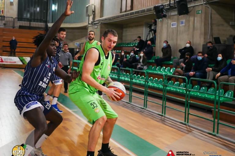 Basket Corato - Bricis