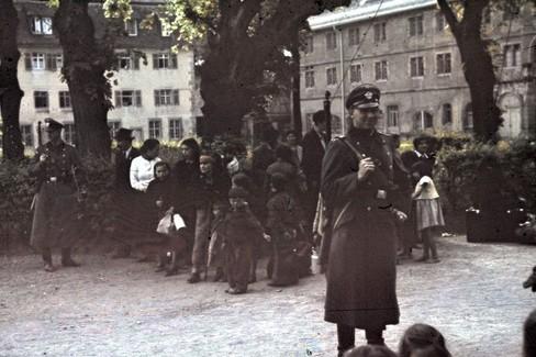 Genocidio dei Rom. <span>Foto Bundesarchiv</span>