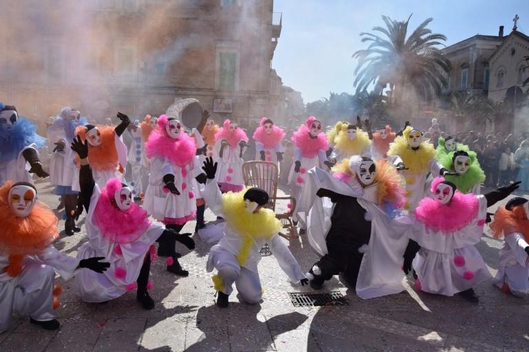 Anteprima di Carnevale. <span>Foto Michela Miscioscia</span>