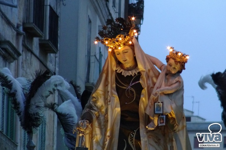 La devozione per la Madonna del Carmine sempre viva