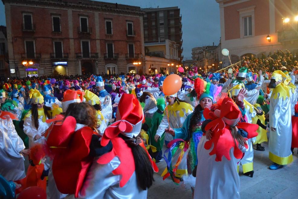 carnevale Copia JPG. <span>Foto Giuseppe Di Bisceglie</span>