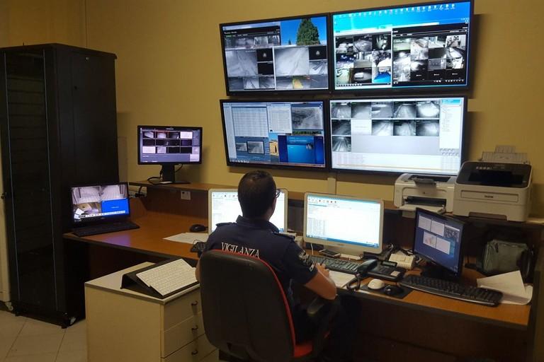 Centrale operativa Vigilanza Giurata