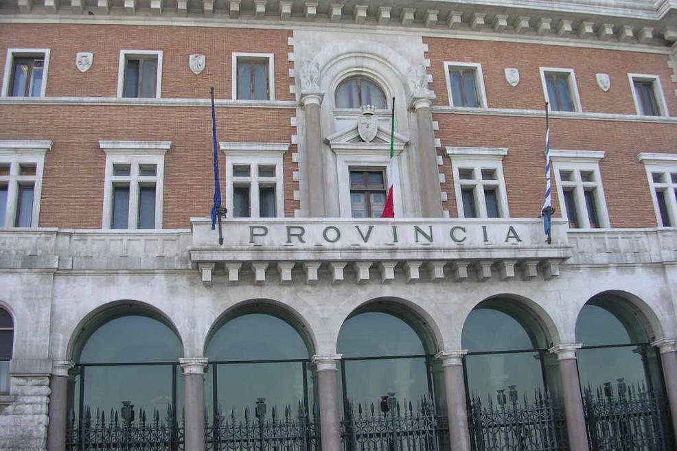 Palazzo della ex Provincia