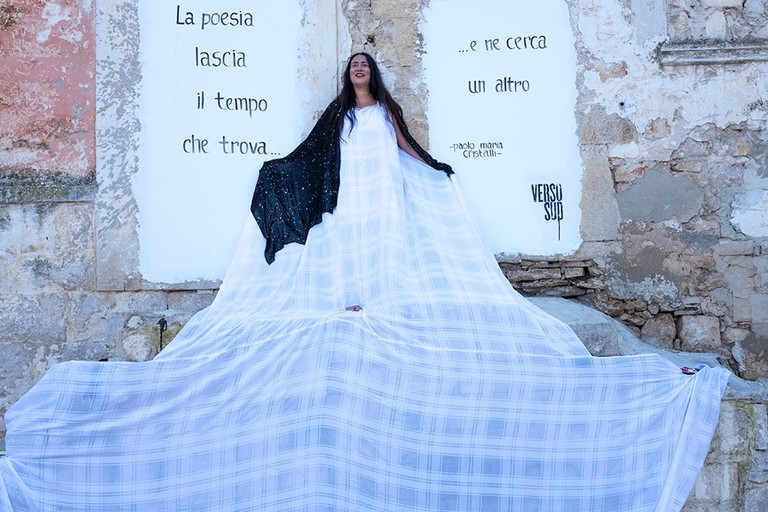 Claudia Fabris - Verso Sud