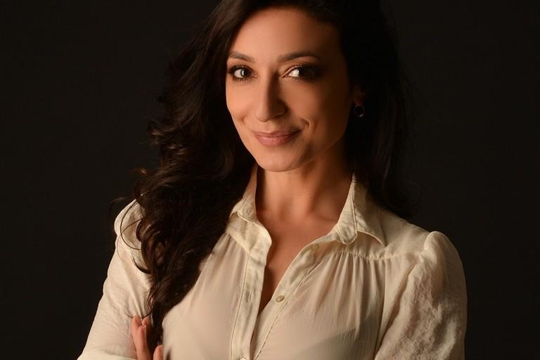 Claudia Lerro. <span>Foto Clarissa Lapolla</span>