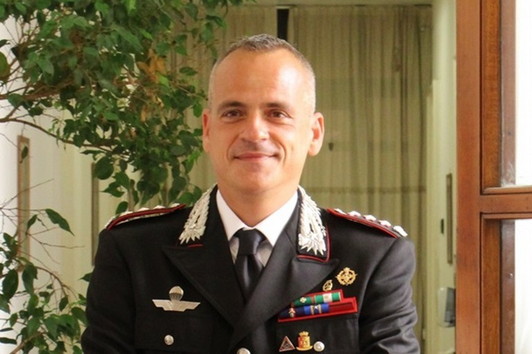 Colonnello Francesco De Marchis
