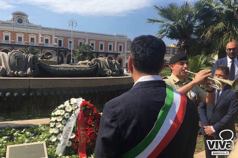 commemorazione disastro ferroviario