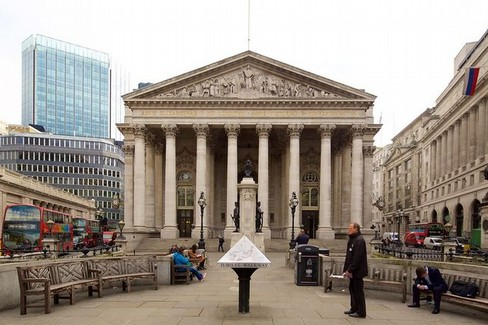 Royal Exchange (Foto Stefania Pastore)