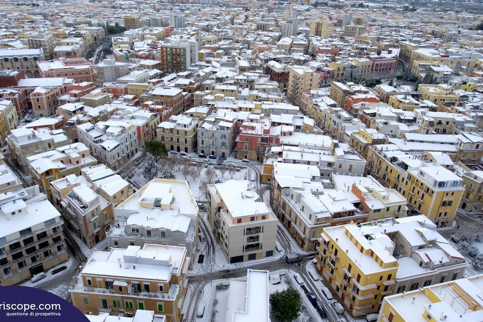 Corato. <span>Foto Aeriscope</span>