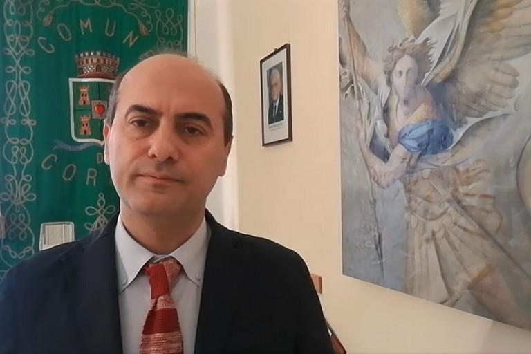 Sindaco Corrado De Benedittis