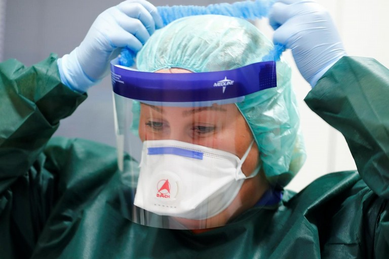 Coronavirus - Dispositivi di protezione