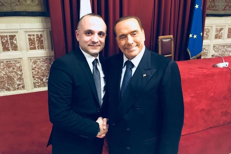 Forza Italia, D'Attis nuovo commissario regionale