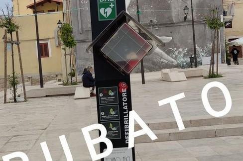 Defibrillatore Piazza Di Vagno