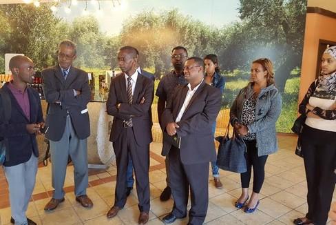 delegazione etiope