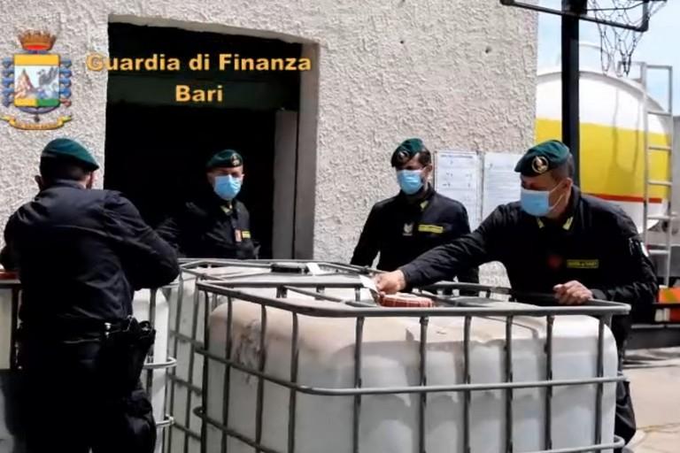 Alcol Guardia di Finanza