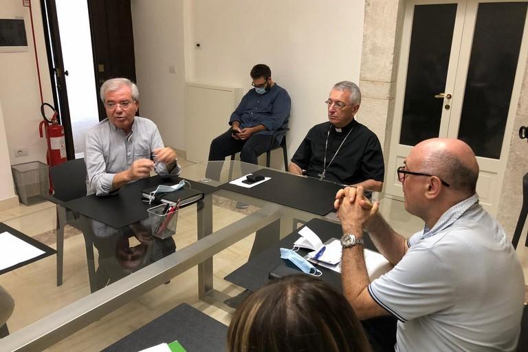 Conferenza in Arcidiocesi di Trani