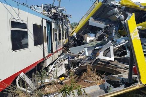 disastro ferroviario corato andria