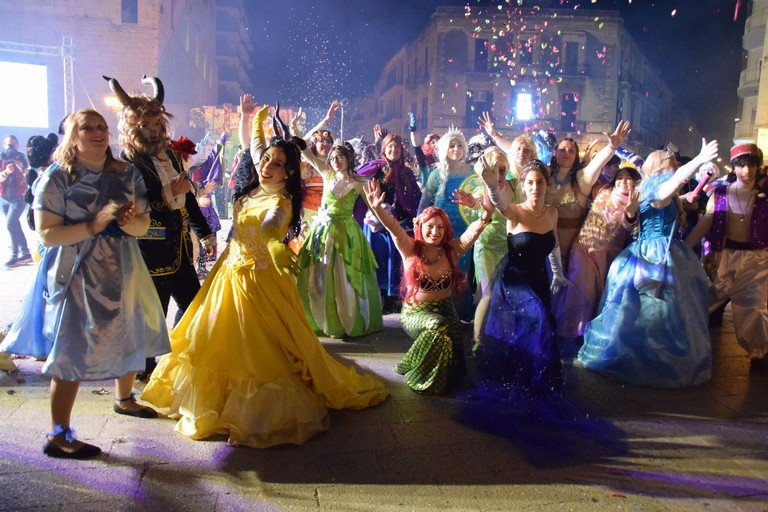 Carnevale Coratino. <span>Foto Michela Miscioscia</span>