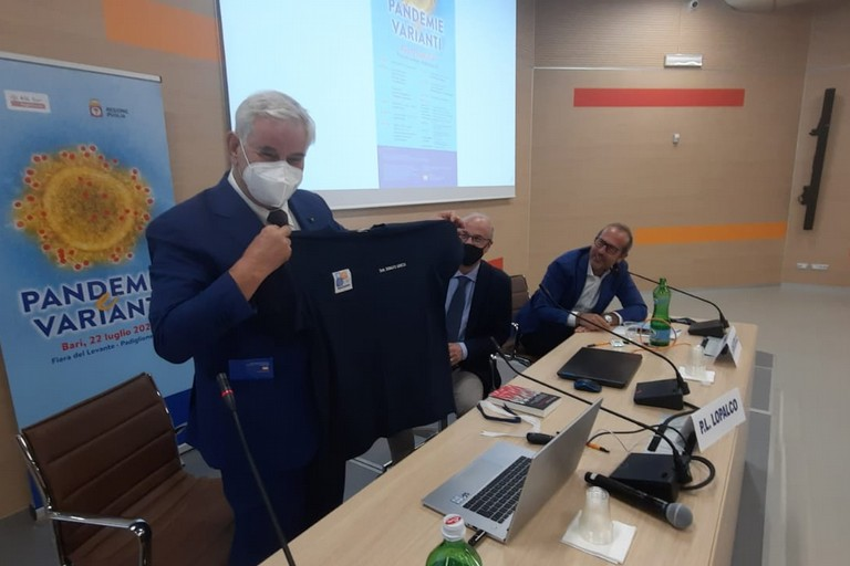 Convegno Pandemie e varianti