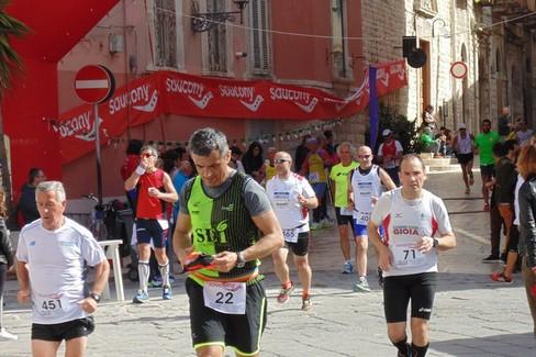 Ultramaratona. <span>Foto Pasquale Diasparra</span>