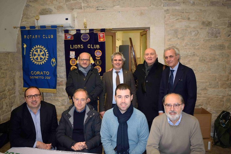 Rotary Club - Lions Club