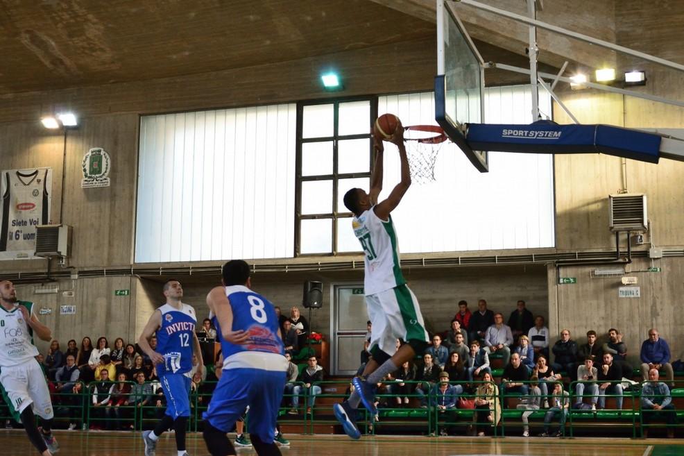 Basket Corato - Brindisi