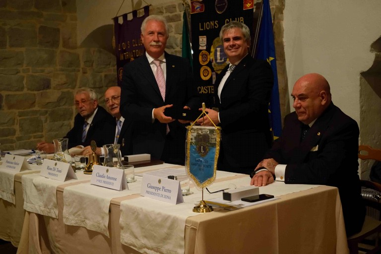 Claudio Amorese - Lions Club