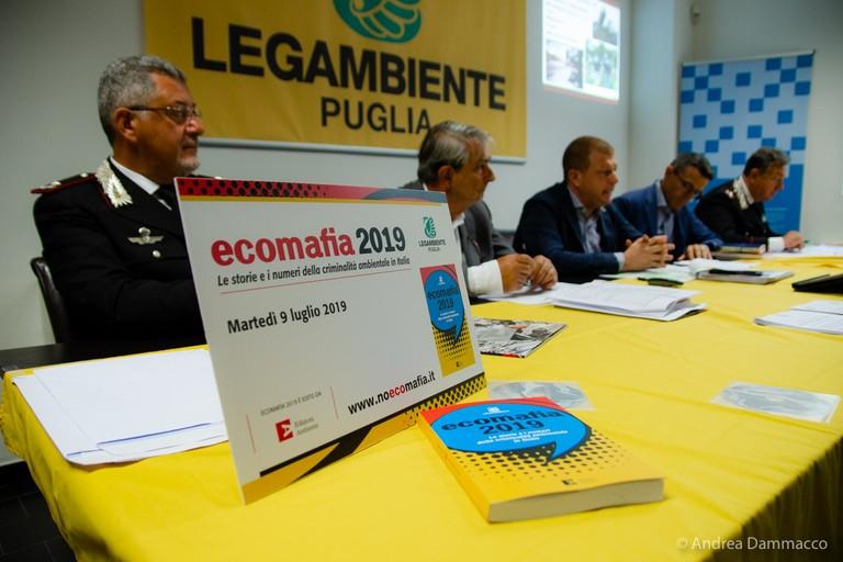 Rapporto Ecomafia - Legambiente