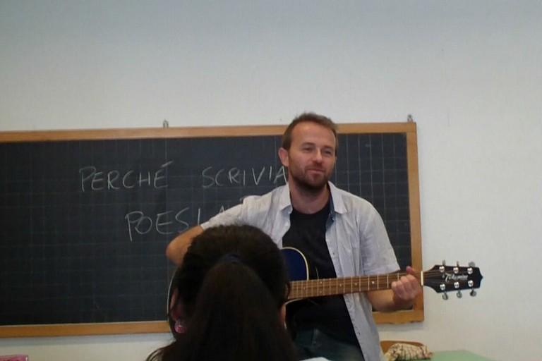 Enrico Galiano. <span>Foto IlLibraio</span>