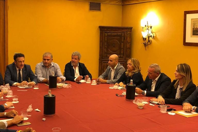 Esecutivo Lega Puglia
