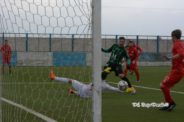 Corato Calcio. <span>Foto Sergio Porcelli</span>