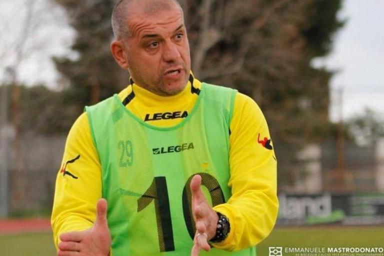 Fabio Di Domenico. <span>Foto Emmanuele Mastrodonato</span>